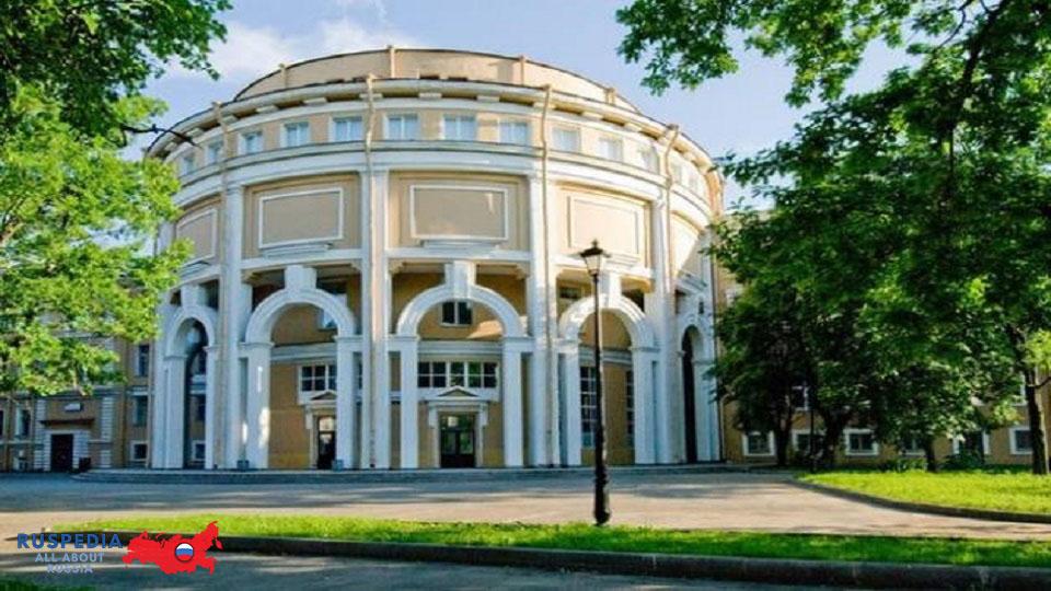 دانشگاه پاولوف سنت پترزبورگ روسیه