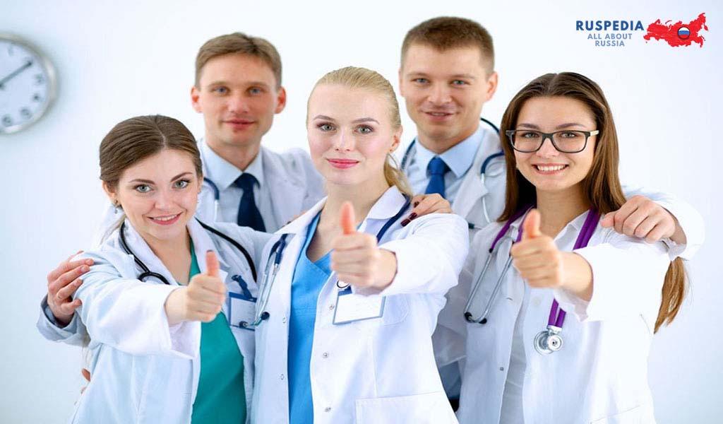 دندان پزشکی در روسیه