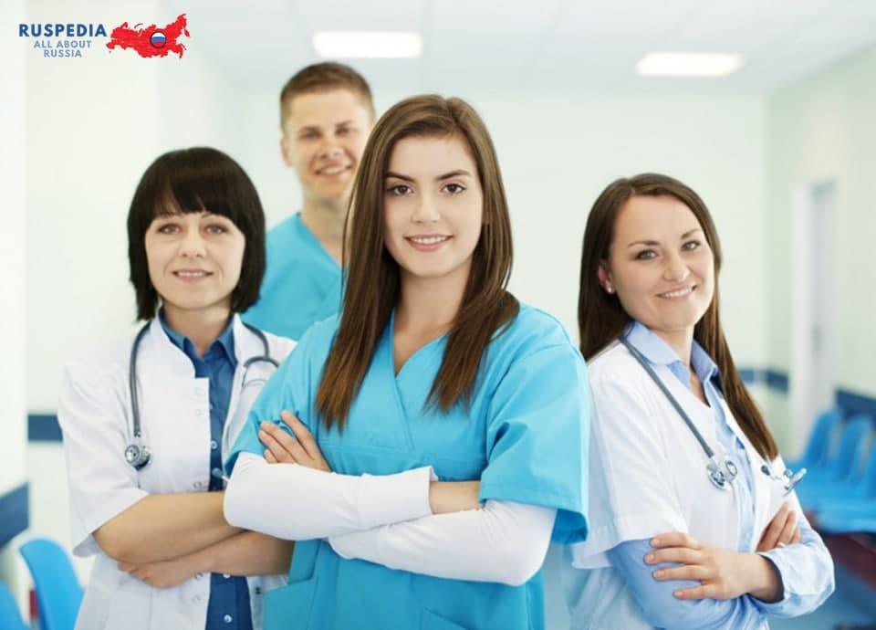 پزشکی در روسیه